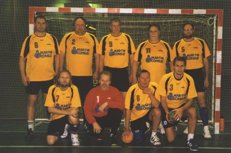 Team København Khøhk Old Boys Veteran 20082009