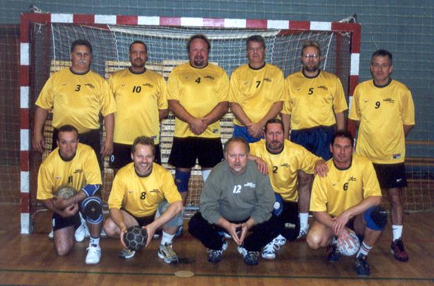 Team København Khøhk Old Boys Veteran 20032004