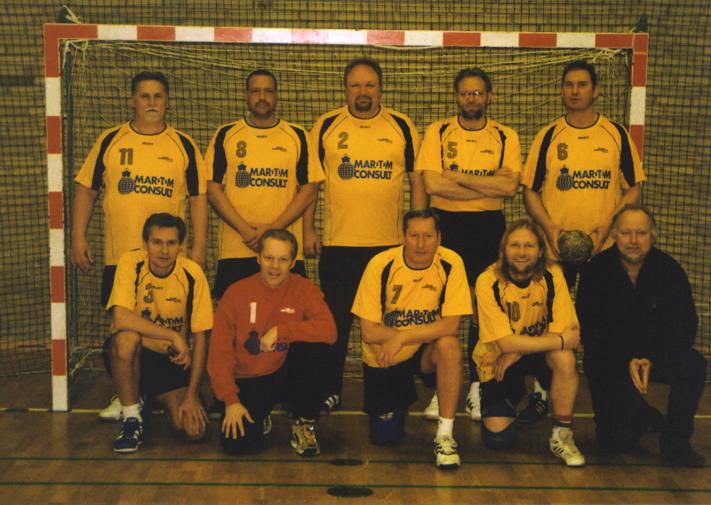 Team København Khøhk Old Boys Veteran 20072008